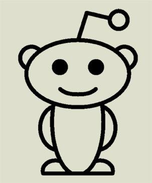 Reddit-mascot