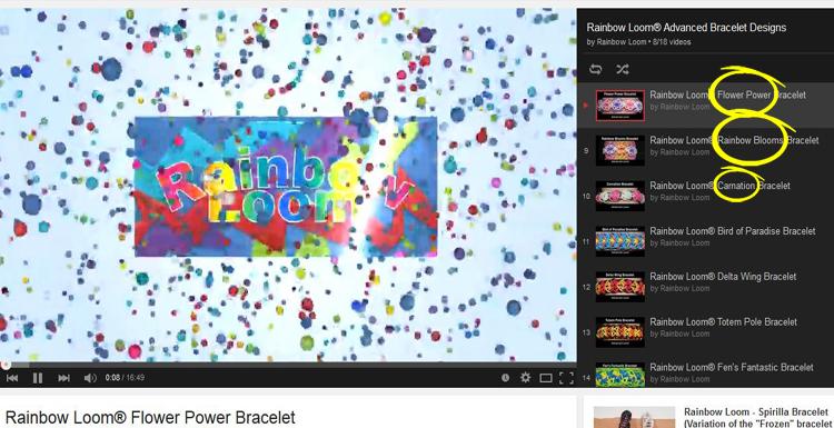 Create video playlist