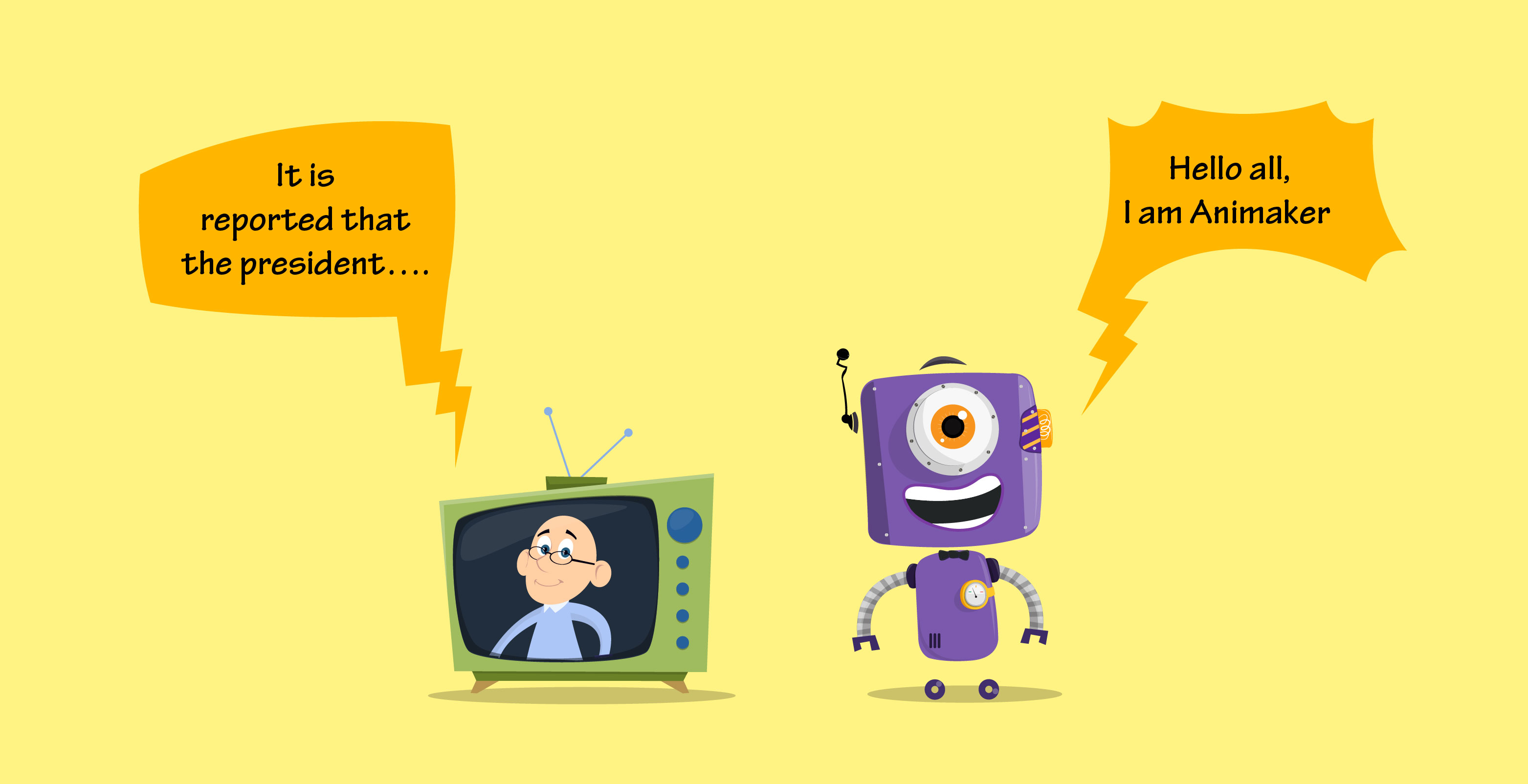speech bubble broadcast