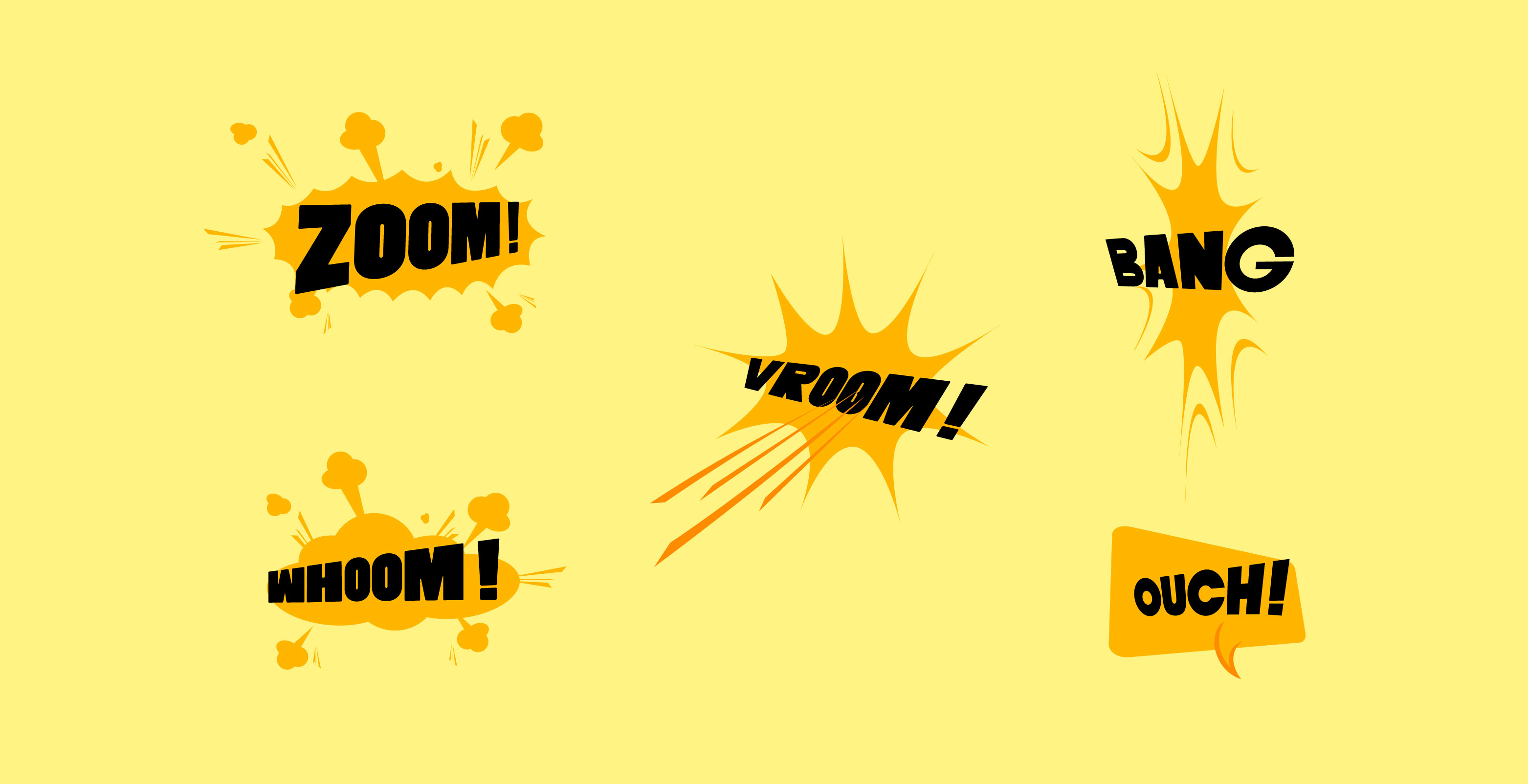 Speech bubbles and their meaning in animated videos - Video