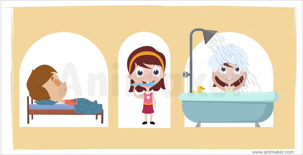 animation-sleep-and-bath