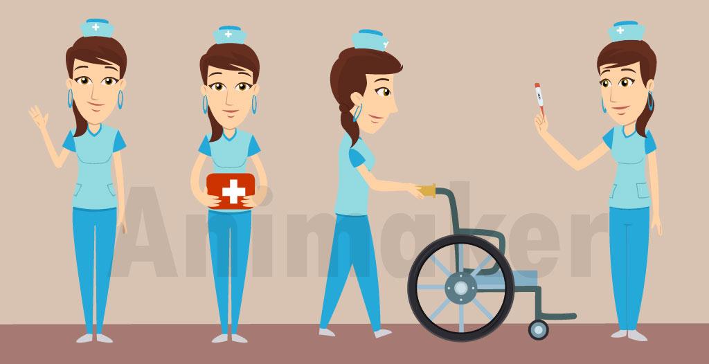 Nurse Tina