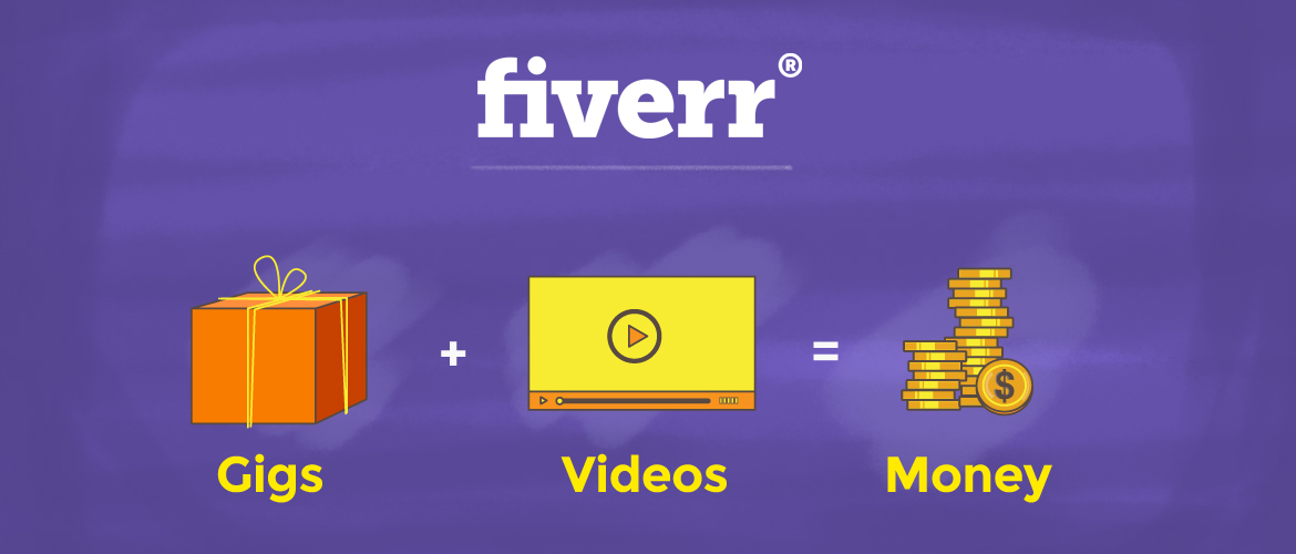 Promote Fiverr gigs