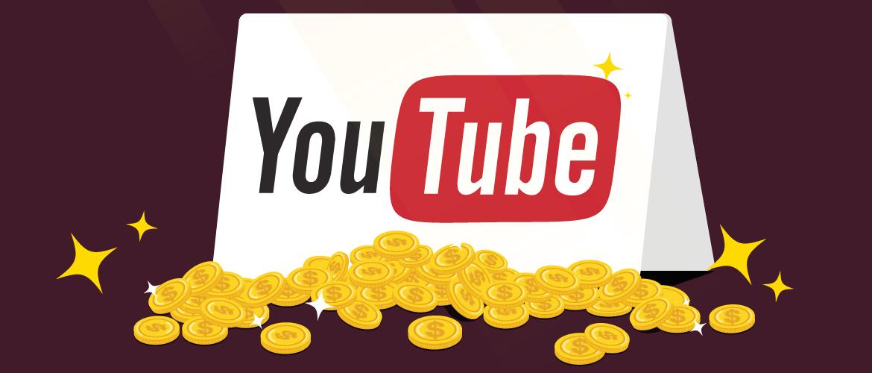 Youtubers salary