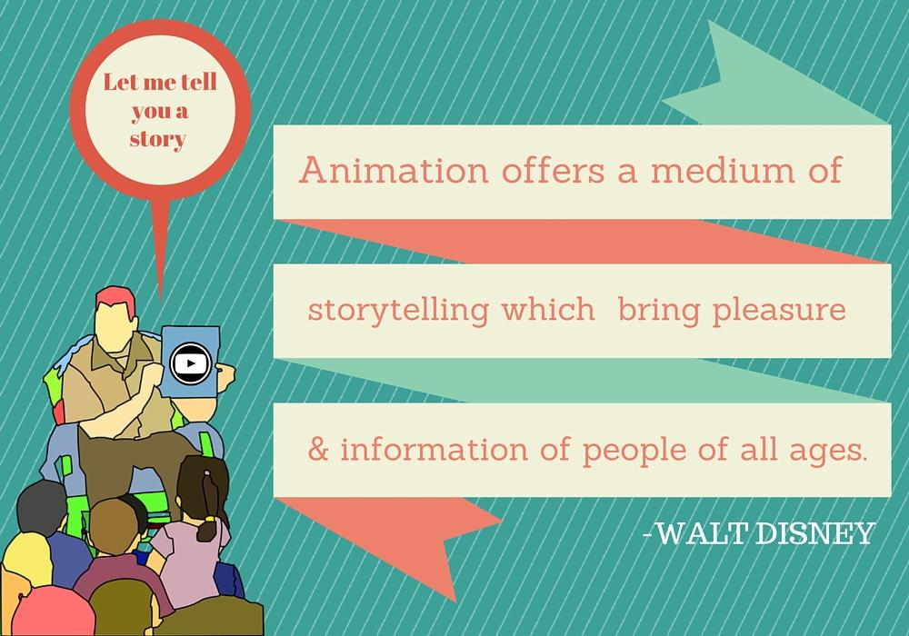 animation quote
