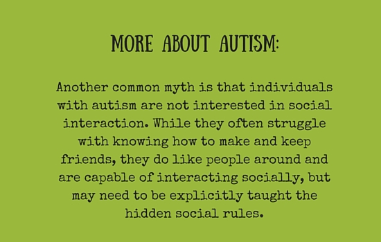 mare about autism