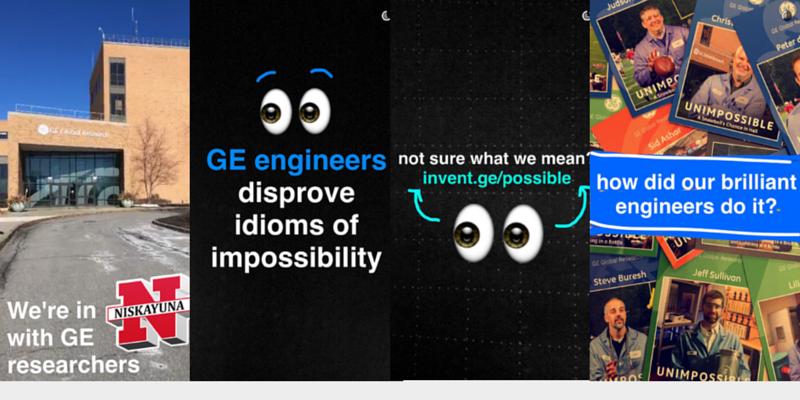 GE engineers