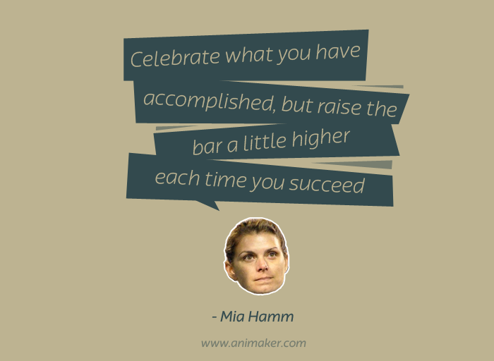 Mia Hamm Quotes