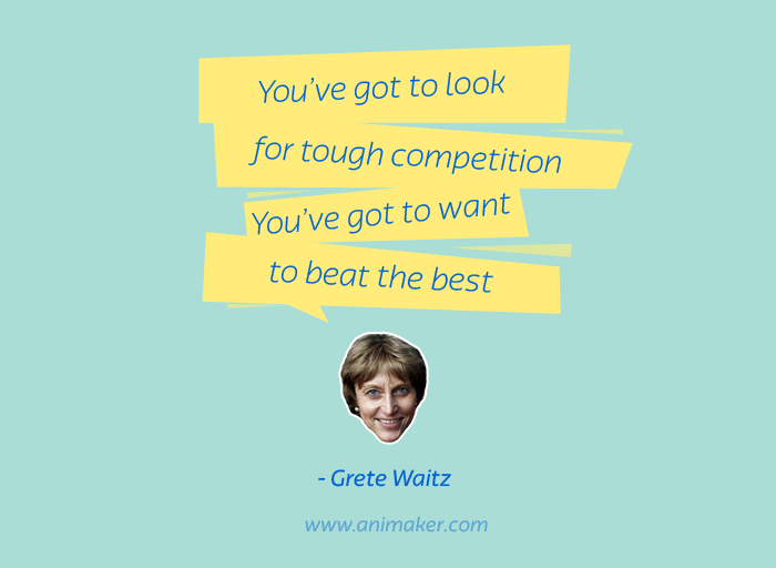 Grete Waitz Quotes