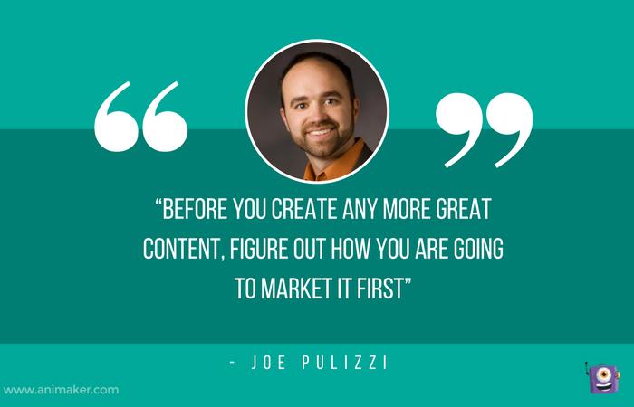 Joe Pulizzi Quotes