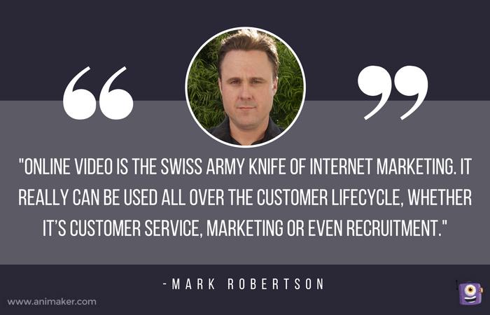 Mark Robertson Quotes