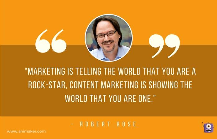 Robert Rose Quotes