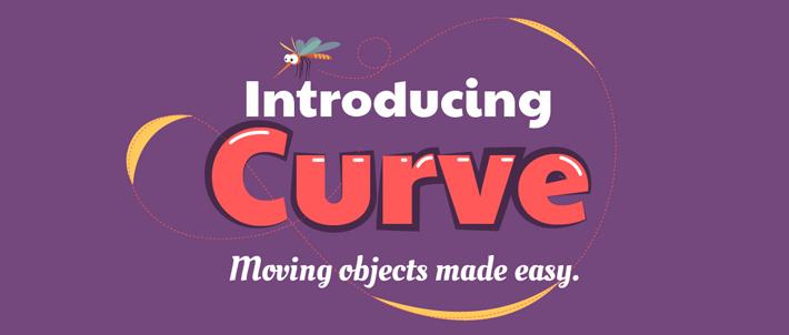 Animaker curve feature