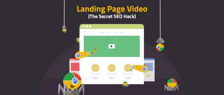 Landing Page Secret SEO Hack