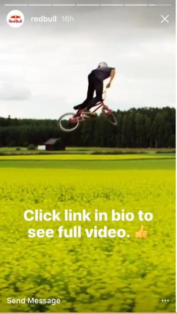 instagram stories boomerang