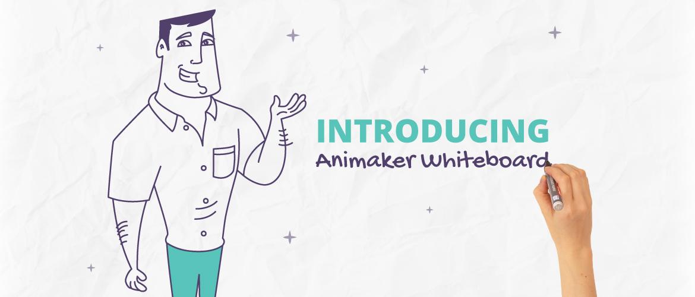 Animaker Whiteboard