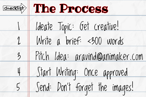 Guest Posting Process