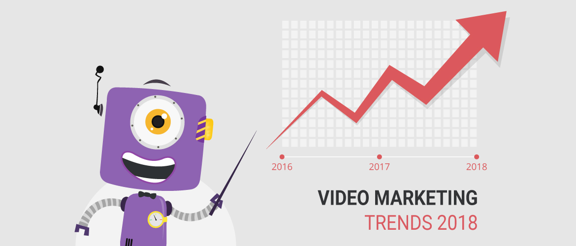 Video Marketing Trends 2018