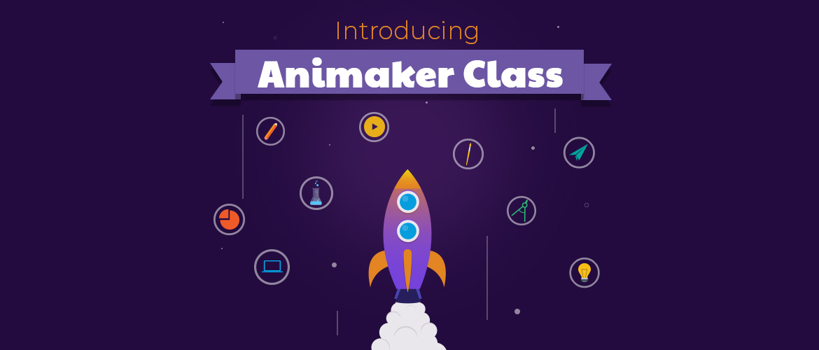 Introducing Animaker Class