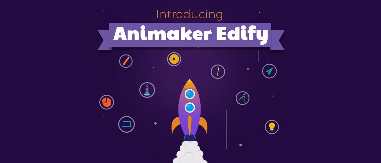 Animaker Edify