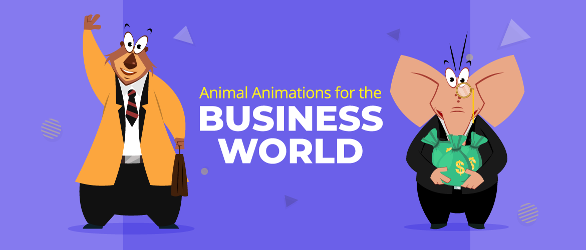 Animal Animation for business