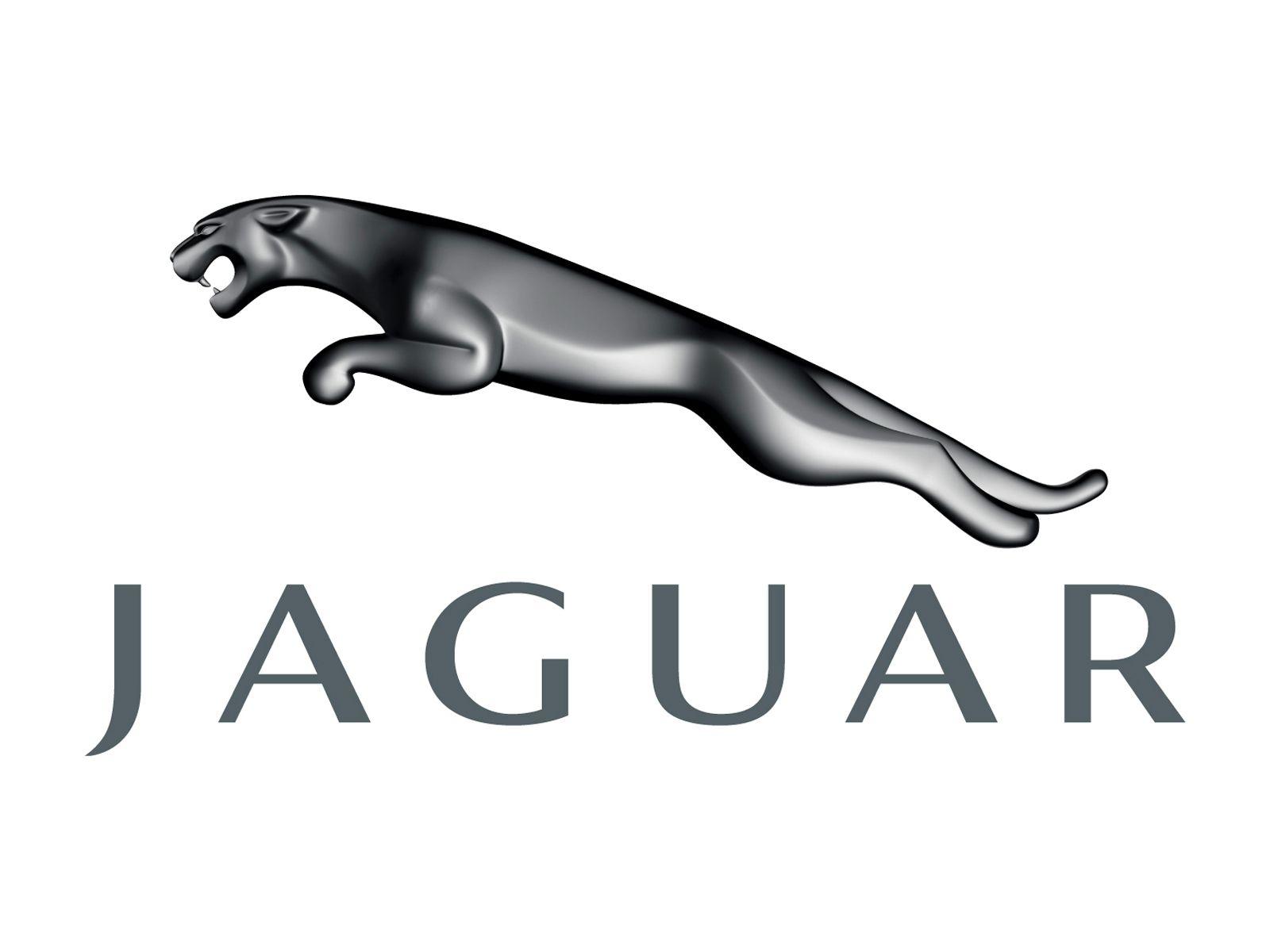 Jaguar Logo, present