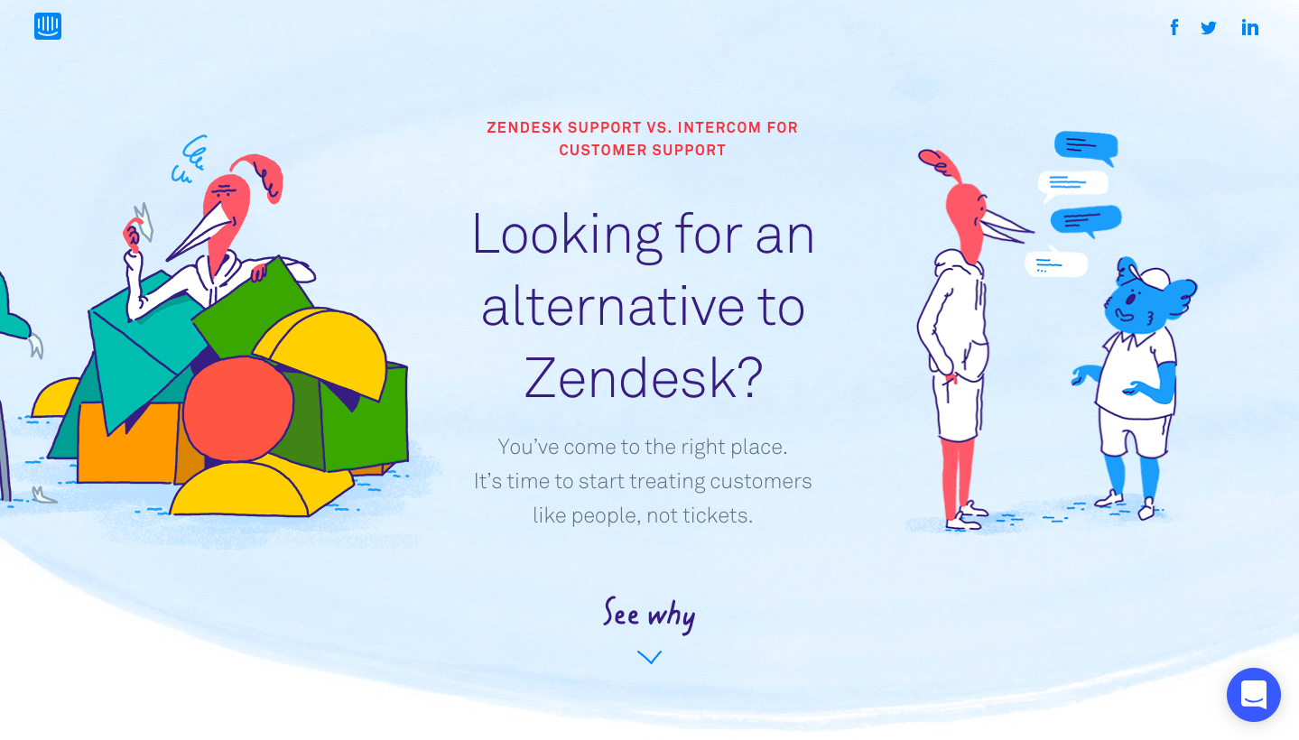 Intercom-vs-Zendesk