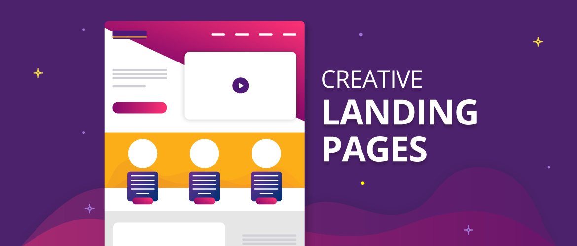 Sales With Landing Pages