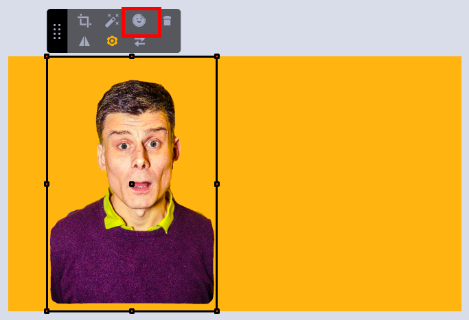 Picmaker sticker effect tool