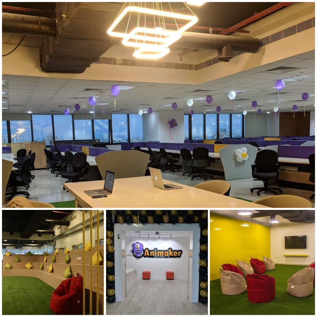 Animaker-New-Office-Space