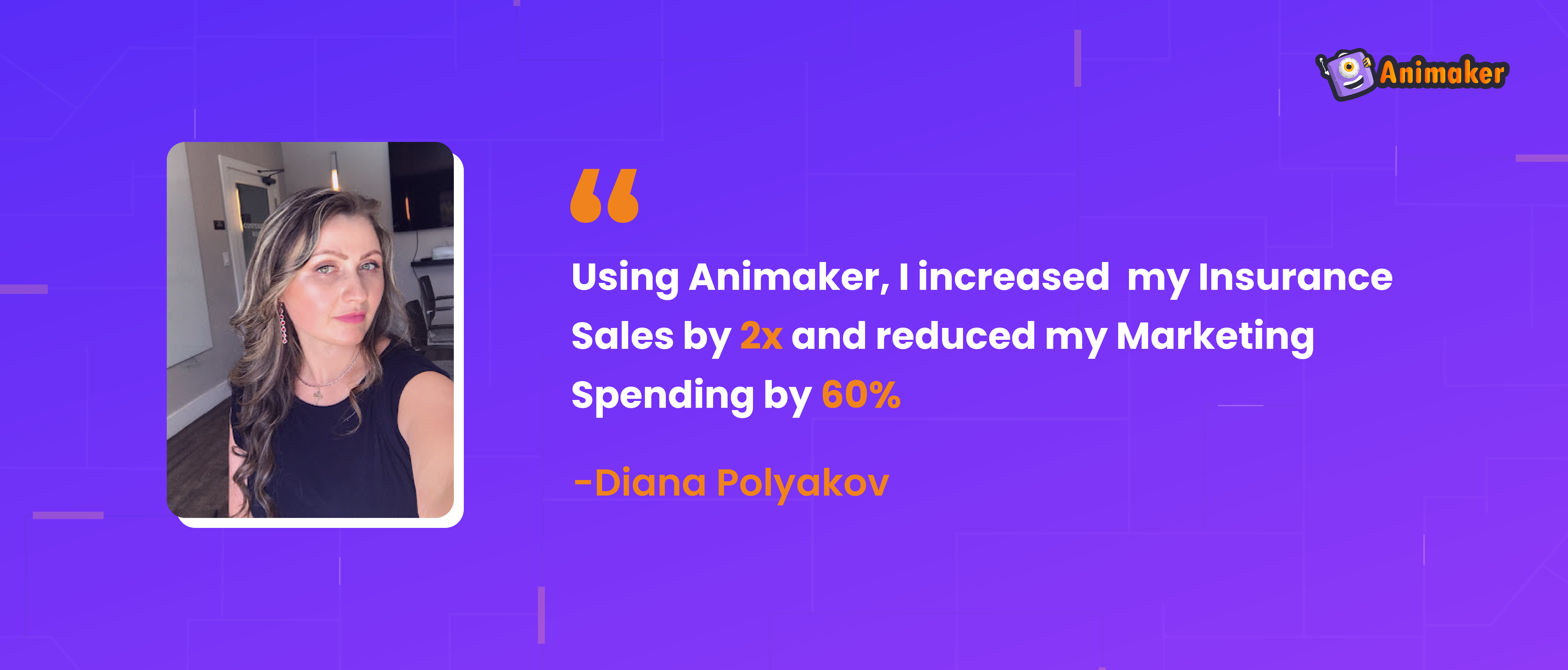 How Diana Increased her Sales by 2X while reducing Marketing Spending by 60%?