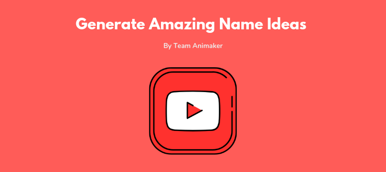 How to Generate YouTube Channel Name Ideas: The Complete Guide ...