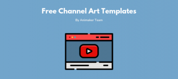30+ Free YouTube Channel Art Templates [Customize and Download]