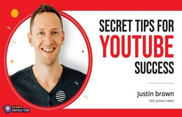 Justin Brown's Secret Tips for YouTube Success [Video]