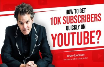 How to Get Your First 10,000 Subscribers on YouTube? [Video]