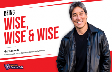 Guy Kawasaki's Wise Thoughts - Social Media, Steve Jobs & Surfing