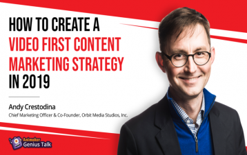 How to Create a Video First Content Marketing Strategy in 2019? [Video]