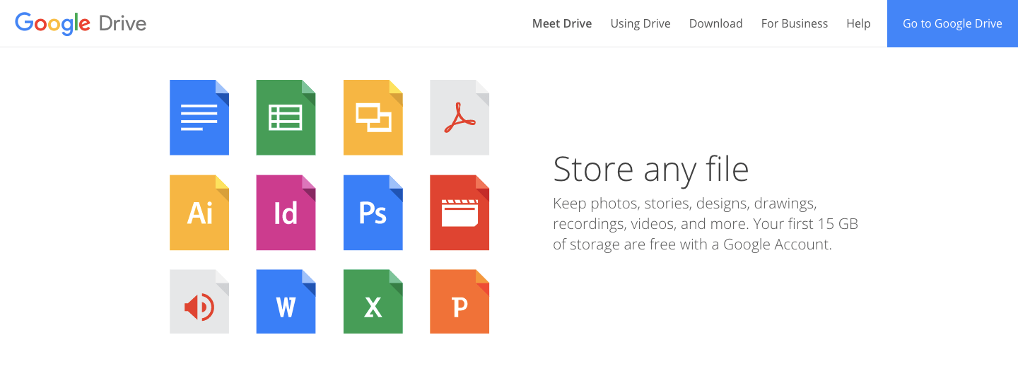 Google Drive File Sharing and Collaboration