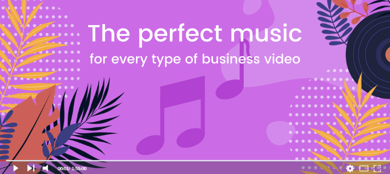 How to Pick Background Music For Every Type of Business Video