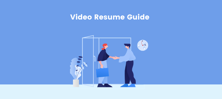 video resume guide
