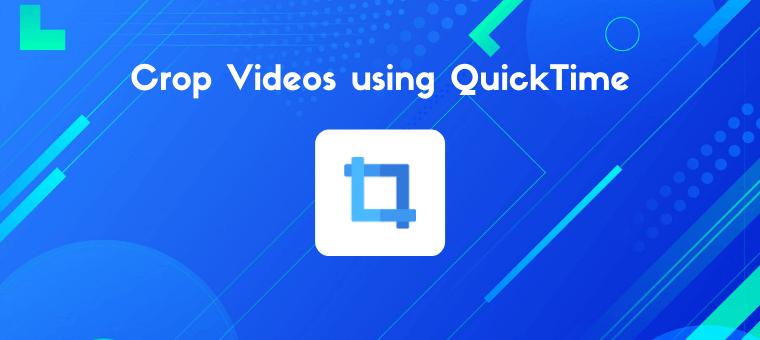 crop a video in quicktime
