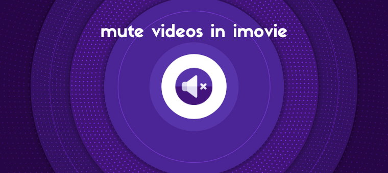 How to Mute a Video in iMovie (Step by Step)