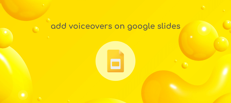 how to add a voiceover on google slides (1)