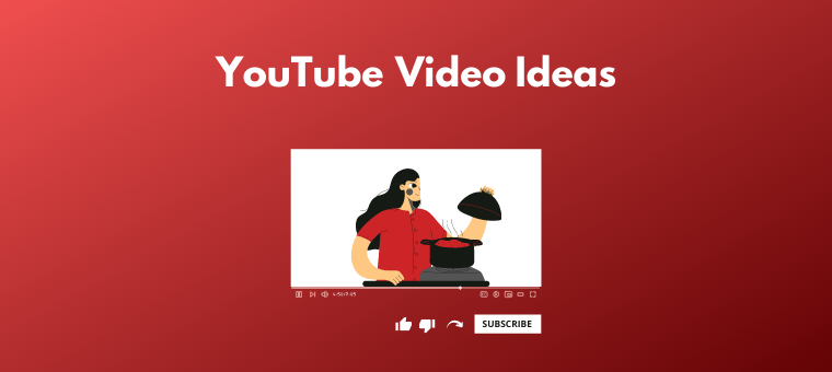 Youtube video ideas for beginners