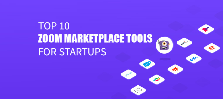 zoom marketplace tools for startups