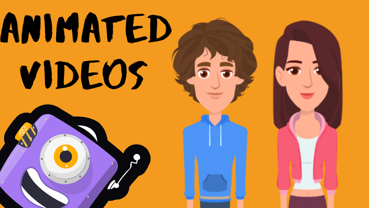 Animaker Animated Videos
