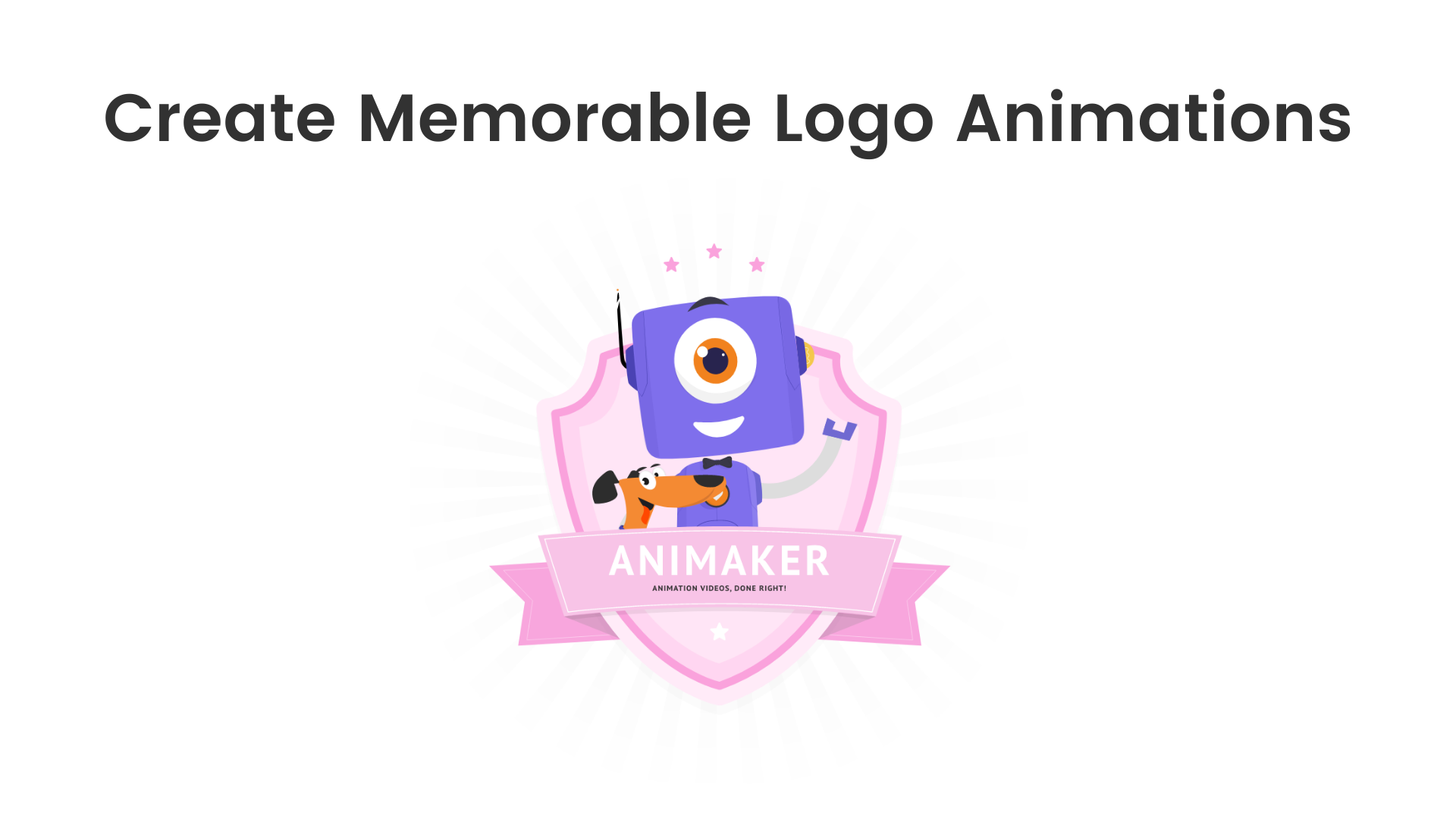 No 1 Logo Animation Maker Create Amazing Animated Logos With Templates